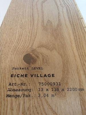 """Bodenbelag Parkett """"Eiche Village"""" (3) - Foto: KÄPPLER BauTischlerei"""