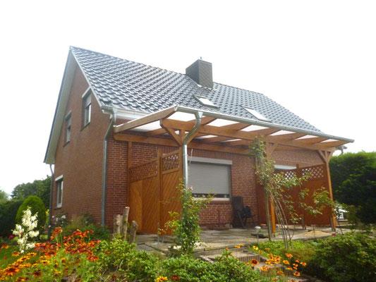 """Terrassendach Holz """"Himmelpforten 2"""" (1) - Foto: KÄPPLER BauTischlerei"""