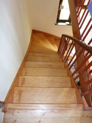 Treppensanierung Wiepenkathen 2 - Foto (5): KÄPPLER BauTischlerei