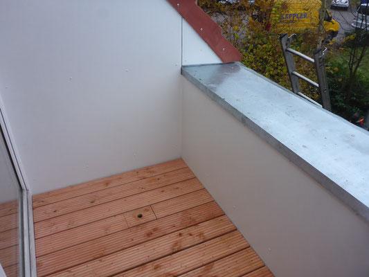 "Balkonsanierung ""Wiepenkathen"" - Foto (5): KÄPPLER BauTischlerei"