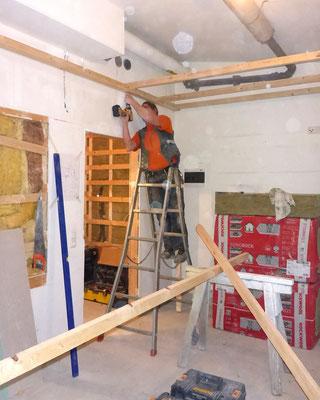 "Umbau Büro zum Appartment, ""Wiepenkathen"" (3) - Foto: KÄPPLER BauTischlerei"