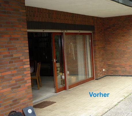 "Hebe-Schiebe-Tür ""Holz-Aluminium"" - Foto (1) : KÄPPLER BauTischlerei"