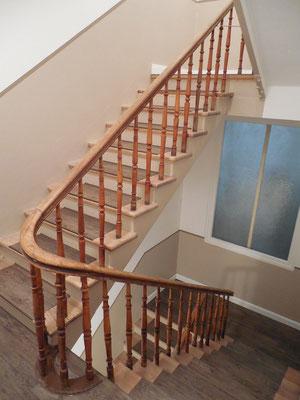 Treppensanierung Stade - Foto (1): KÄPPLER BauTischlerei