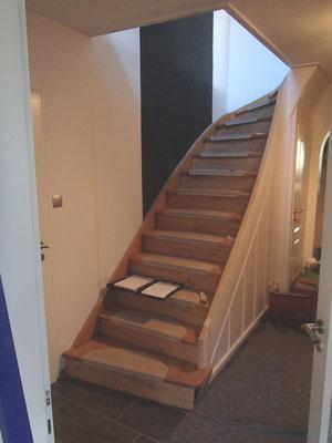 Treppenrenovierung Elm - Foto (3): KÄPPLER BauTischlerei
