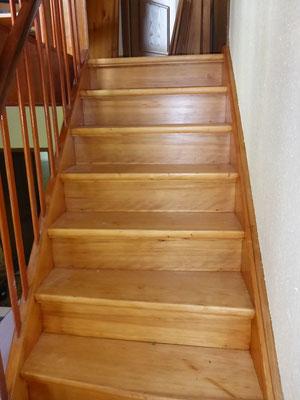 Treppensanierung Wiepenkathen 2 - Foto (4): KÄPPLER BauTischlerei