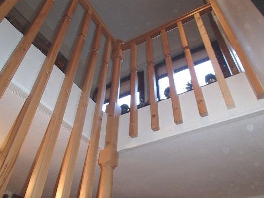Treppenrenovierung Elm - Foto (6): KÄPPLER BauTischlerei