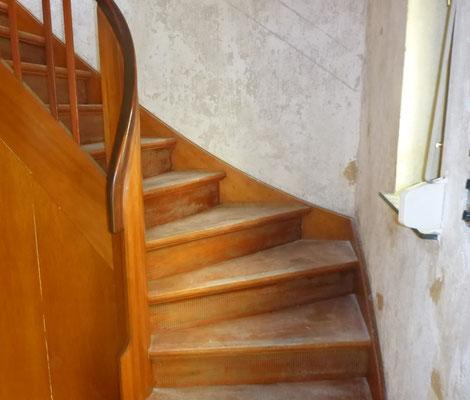 Treppensanierung Wiepenkathen 2 - Foto (1): KÄPPLER BauTischlerei