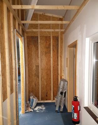 "Umbau Büro zum Appartment, ""Wiepenkathen"" (2) - Foto: KÄPPLER BauTischlerei"