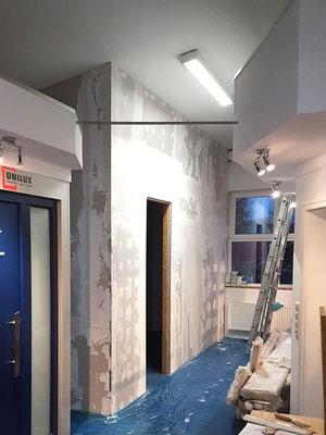 "Umbau Büro zum Appartment, ""Wiepenkathen"" (1) - Foto: KÄPPLER BauTischlerei"