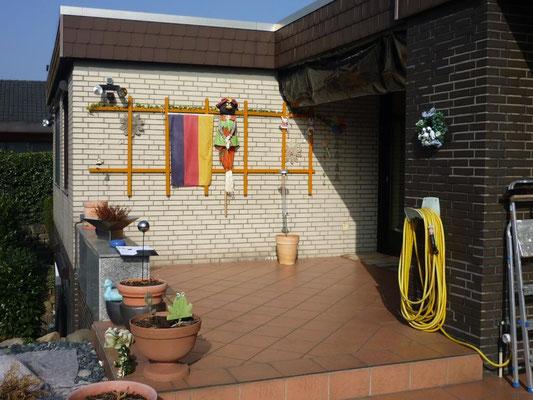 """Terrassendach aus Holz, """"Stade"""" (1) - Foto: KÄPPLER BauTischlerei"""