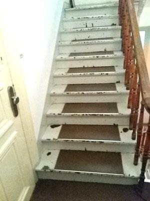 Treppensanierung Stade - Foto (4): KÄPPLER BauTischlerei