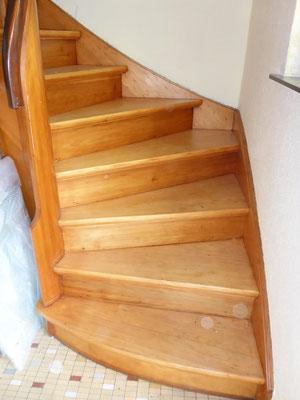 Treppensanierung Wiepenkathen 2 - Foto (3): KÄPPLER BauTischlerei