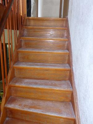 Treppensanierung Wiepenkathen 2 - Foto (2): KÄPPLER BauTischlerei