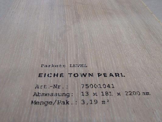 """Bodenbelag Parkett """"Eiche Town Pearl"""" (2) - Foto: KÄPPLER BauTischlerei"""