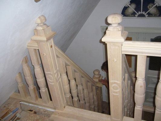 "Treppen-Sonderanfertigung, ""Wingst"" (3) - Foto: KÄPPLER BauTischlerei"
