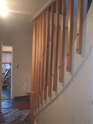 Treppenrenovierung Elm - Foto (4): KÄPPLER BauTischlerei