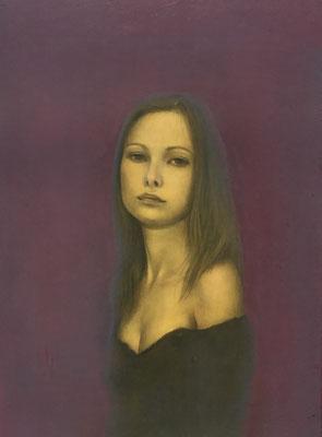 Irina Oil on canvas 333x242mm 2012