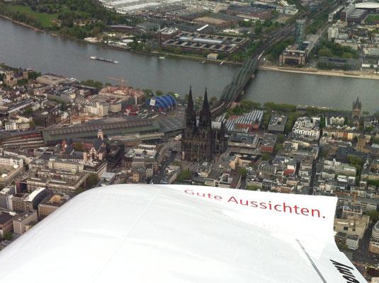 einzige #Flugschule für #UL-Flugzeuge in #Köln