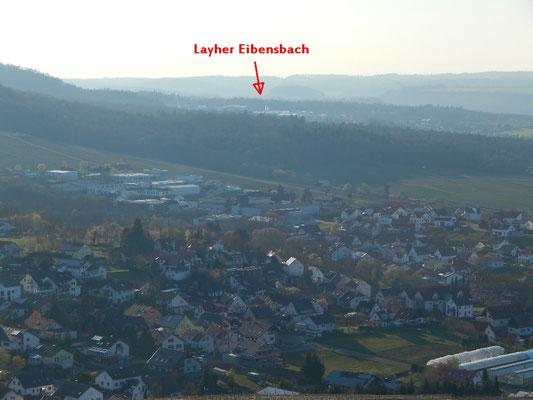 Vorbelastung Layher Eibensbach