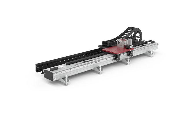GÜDEL – Lineare Verfahrachse TMF-1