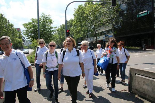 Chorfahrt Stuttgart 2016