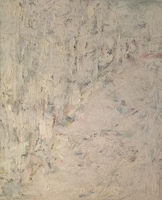 Öl auf Leinwand, ca. 25x30 cm