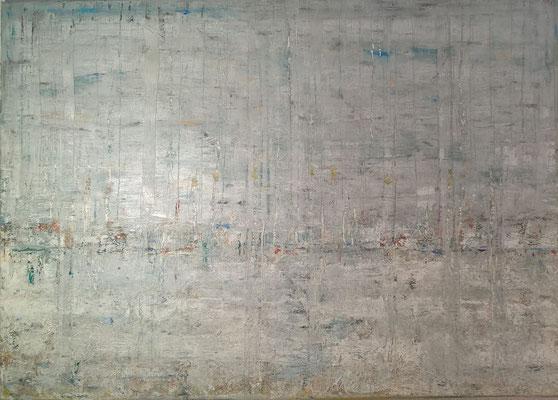 Öl auf Leinwand, ca. 70x50 cm