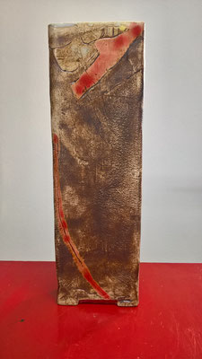Vase, ca. 23cm hoch
