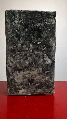 Vase, ca. 22cm hoch