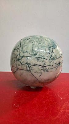 Vase, ca. 10cm hoch