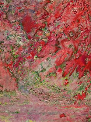 Öl auf Leinwand, ca. 30x40 cm