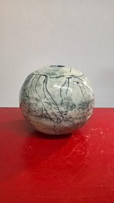 Vase, ca. 9cm hoch