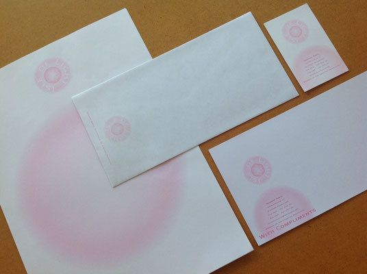 Corporate Design, inkl. Namensentwicklung, Logodesign, Geschäftsausstattung, Flyer, Kataloge für Isle of Light, Frankfurt © Susanne Barth, The Creative Associates