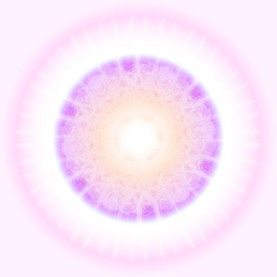 Lebendiger Kristall  © Susanne Barth, (persönliches Energiebild)