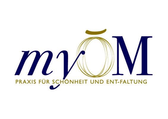 myOM - Corporate Design mit Namensentwicklung, Logogestaltung, Claim, Website, Schilder in Frankfurt @ Susanne Barth, The Creative Associates