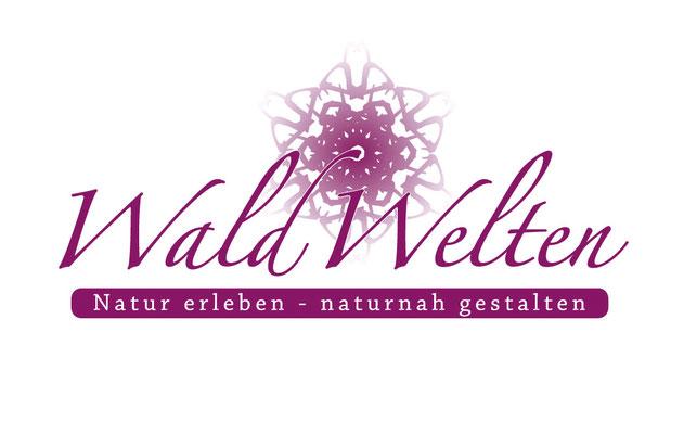 Corporate -Designentwicklung für Wald Welten, Sabine Heinen, Logo © Susanne Barth, The Creative Associates