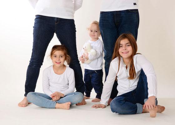 kreatives Foto von der Familie in Teltow