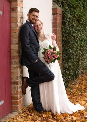 Standesamt Teltow Brautpaar