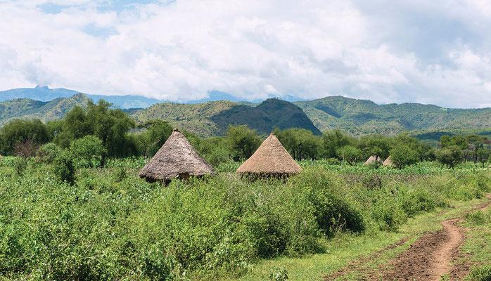 Guji Zone Äthiopien