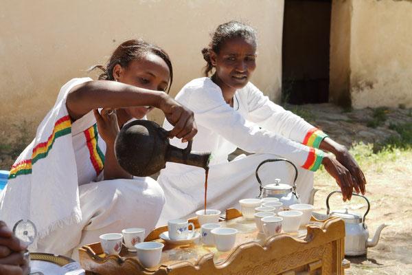 Kaffeetradition Äthiopien