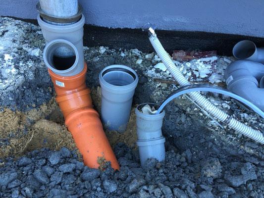 Sehr Wohin mit dem Wasser? - Unsere Erfahrung mit Town & Country GD18