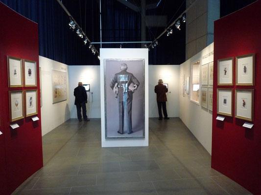 Ausstellungsbau, Loriot