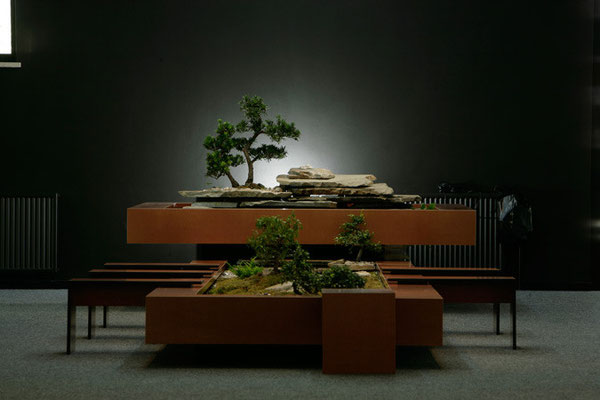 Möbelbau, ZEN-Brunnen