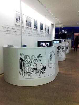 Ausstellungsbau, Museumsbau für das Museum für Kunst und Gewerbe
