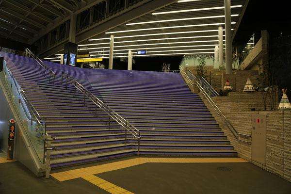 南町田グランベリーパーク駅 ステップビジョン