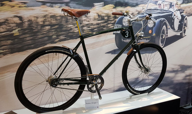 Pashley MORGAN 2019 Speed 3
