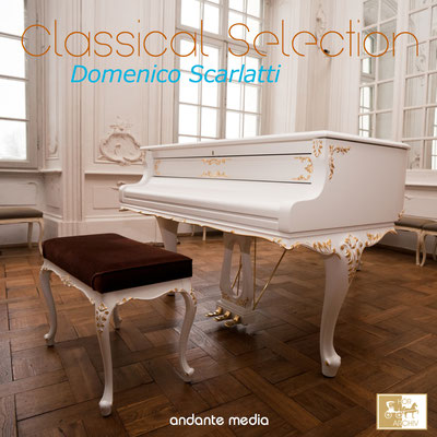 Classical Selection - Scarlatti: Keyboard Sonatas