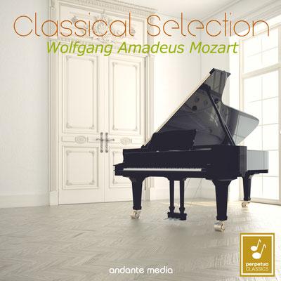 Classical Selection - Mozart: Piano Concertos Nos. 8 & 15