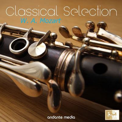 Classical Selection, W. A. Mozart: Symphony No. 54, K. Anh. 216
