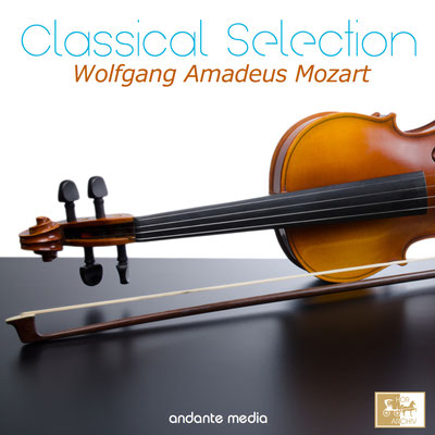 Classical Selection - Mozart: Fantasia in C Minor, K. 475